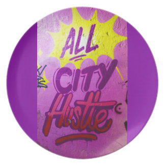 All City Hustle Plate