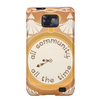 All Community All the Time Galaxy S2 Case