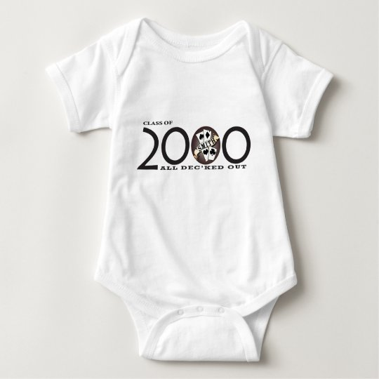 All Dec'ked Out Baby Bodysuit