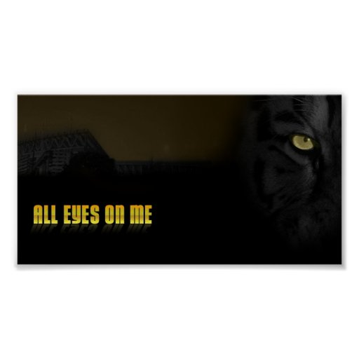 All Eyes On Me MOVIE Poster