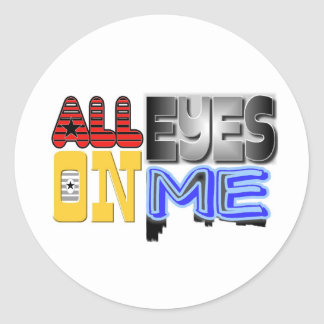 All Eyes On Me Stickers