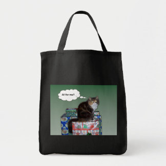 All for Me Totebag Grocery Tote Bag