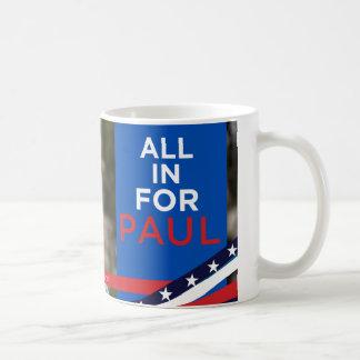 All For Paul - Face Mug