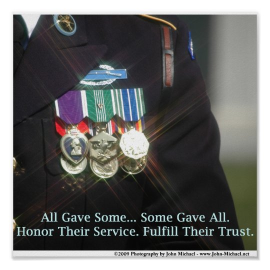 All Gave Some... Some Gave All. Poster