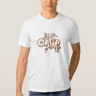 All Geared Up Steampunk Men's TShirt