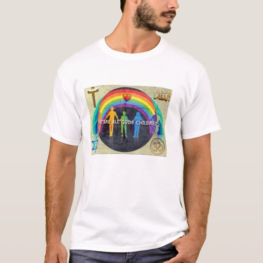 All Gods Children quality t-shirt