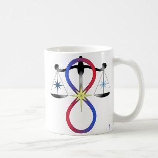 All Gods Universal Power Color - Religious Symbol Basic White Mug