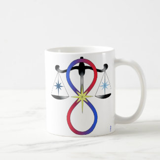 All Gods Universal Power Color - Religious Symbol Coffee Mug