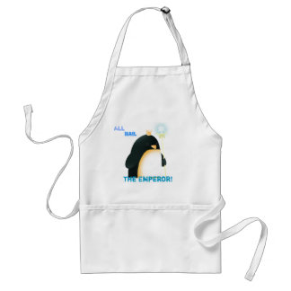 All hail the Emperor apron