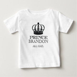All Hail the Prince Baby T-Shirt