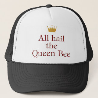 All Hail The Queen Bee Hat