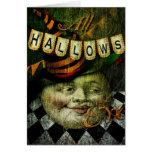 All Hallows Eve Greeting Card