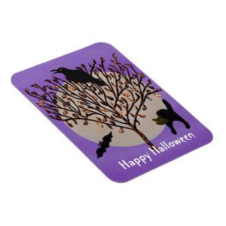 All Hallows Eve Halloween Magnet