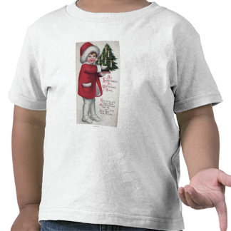 All Happiness at Christmas Tide Tee Shirts