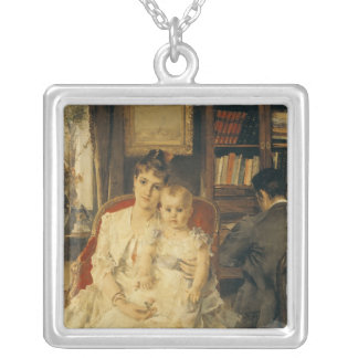 All Happiness  c.1880 Custom Necklace