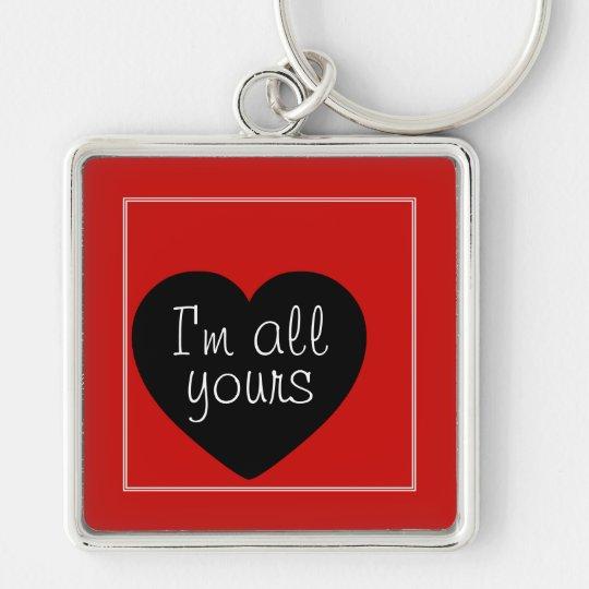 All Heart Keychain