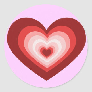 All Heart Sticker