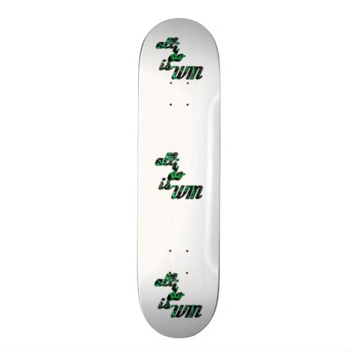 All I Do is Win Skateboard Deck