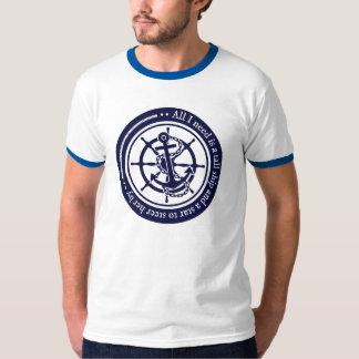 All I Need Is A Tall Ship... Tshirts