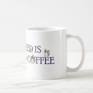 All I Need Is Cats and Coffee Mug