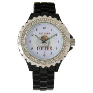 All I Need is Coffee Watch
