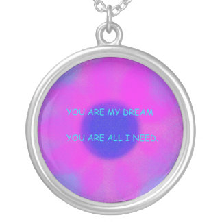 All I Need. Personalized Necklace
