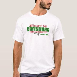 All I want AF Mom Son T-Shirt
