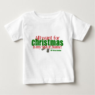 All I want AF Sister Brother T-shirt