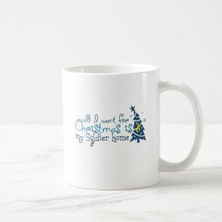 All I want ... Basic White Mug