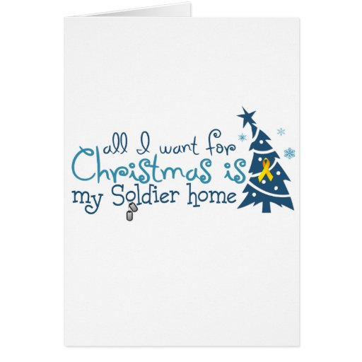 All I want ... Greeting Card