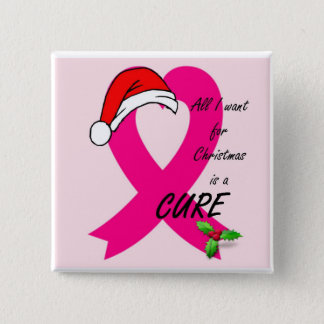 All I want for Chrismas Button