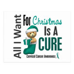 All I Want For Christmas Cervical Cancer