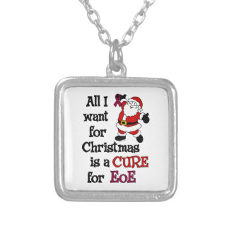 All I Want For Christmas...EoE Square Pendant Necklace