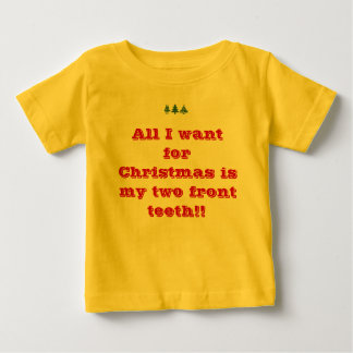 all I want for Christmas Tshirts