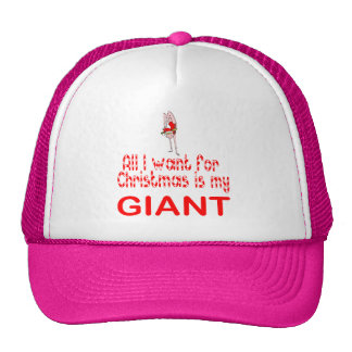 All I want Giant Cap