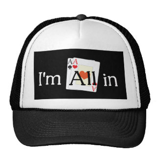 All In Mesh Hat