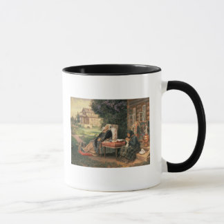 All in the Past, 1889 Mug