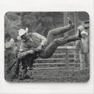 All Indian Rodeo in Tygh Valley, Oregon. Clint Mousepad