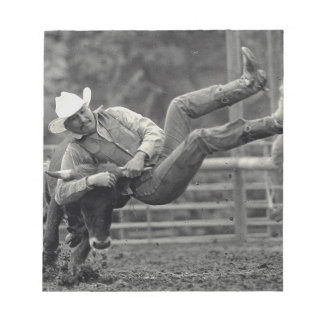 All Indian Rodeo in Tygh Valley, Oregon. Clint Notepad