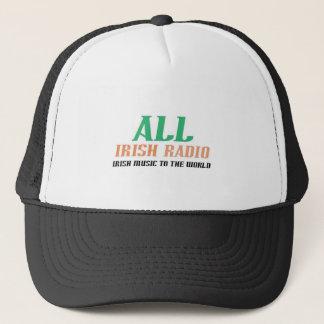 All Irish Radio Trucker Hat