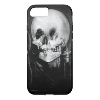 """""""All is Vanity"""" by C. Allan Gilbert iPhone 7 Case"""