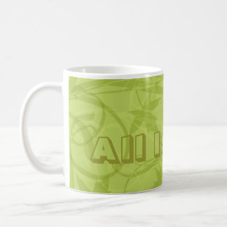 All Is Well Positive Affirmation Mug