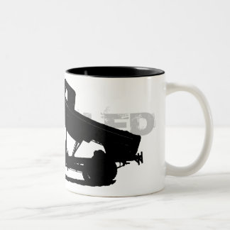 All jacked up coffee mugs