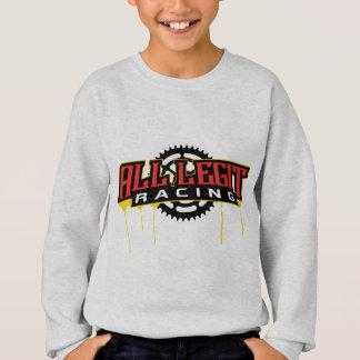 All Legit Racing logo Sweatshirt