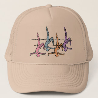 All Legs - Pastel Trucker Hat