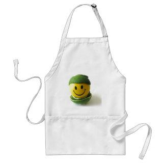 All lez produces standard apron