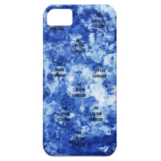 All lives matter case for the iPhone 5
