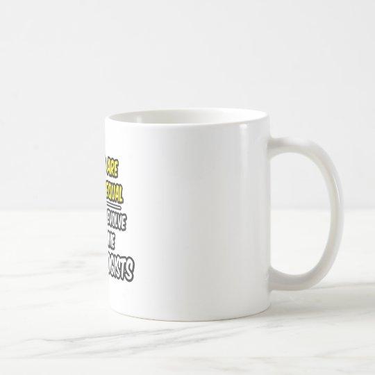 All Men Are Created EqualHematologists Coffee Mug