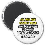 All Men Are Created Equal...Soc. Studies Teachers