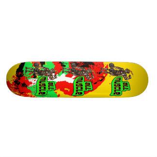 All Muscle Skateboard Decks